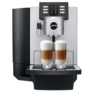 Verhuur Jura X8 koffiemachine