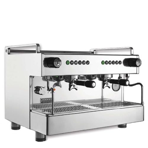 Rocker Boxer 2 groeps espressomachine