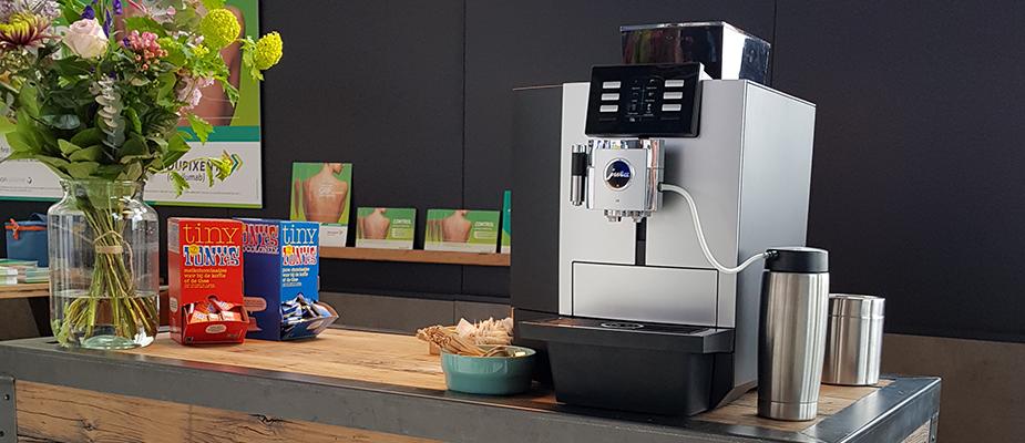 Verhuur Jura koffiemachine